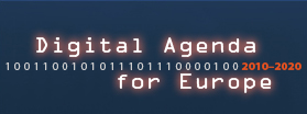 Logo Digital Agenda for Europe